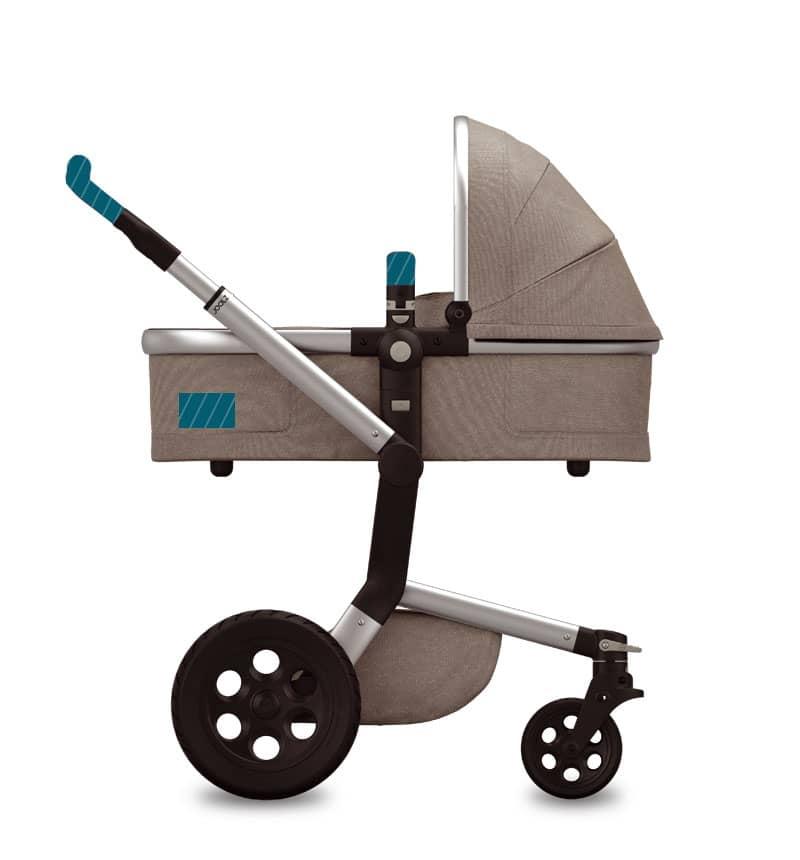 Cochecito Bebe: Silla de Paseo Geo2 Tailor