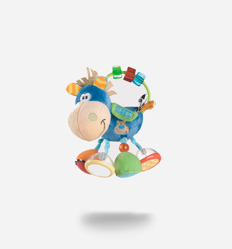 TEETH ACTIVITIES CLIP CLOP by PlayGro