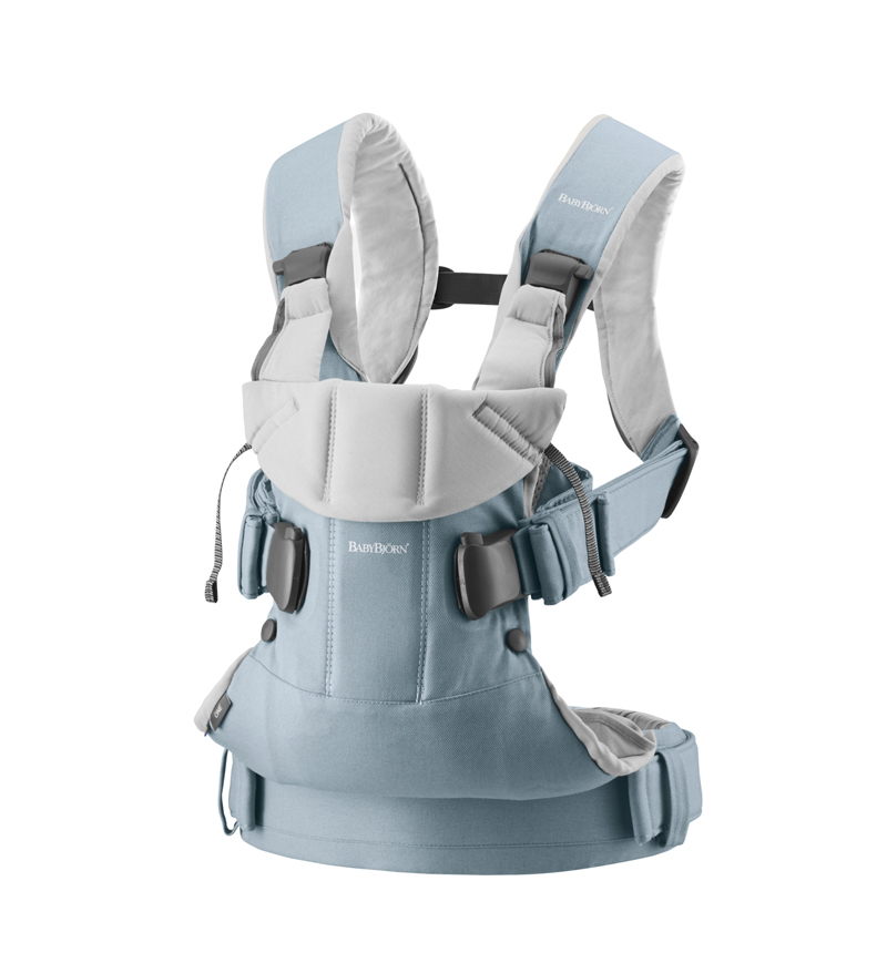 SAC À DOS BABY CARRIER ONE Collection Pretty Pastels par Baby Björn