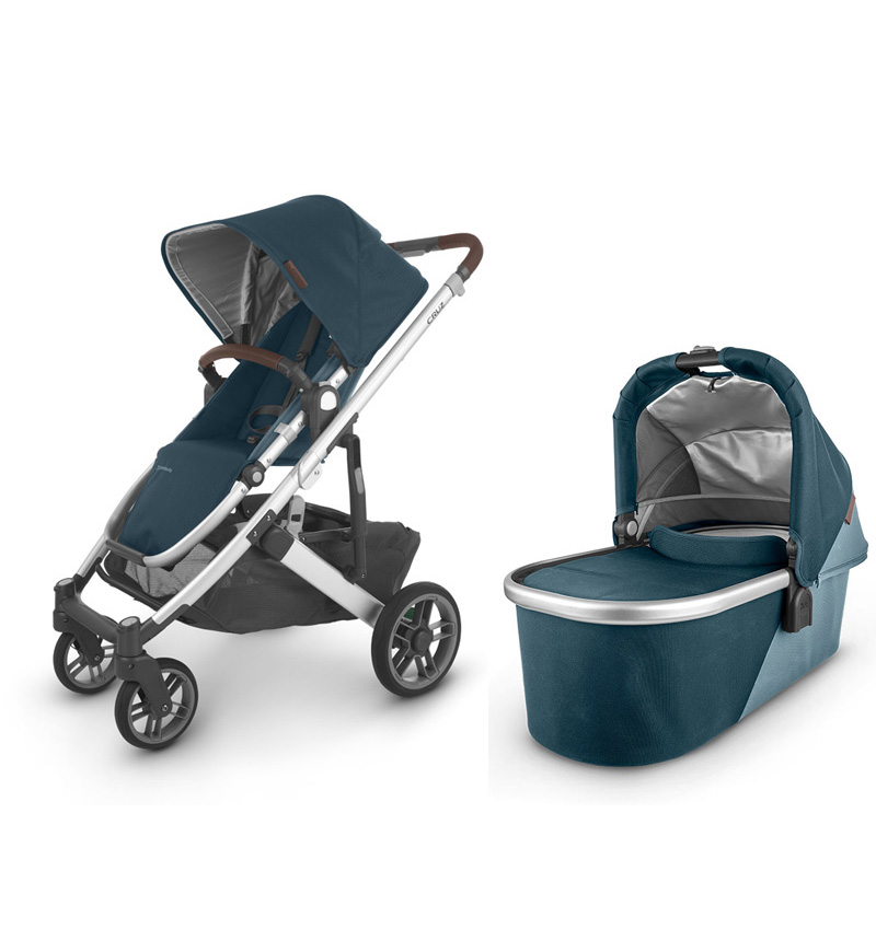 POUSSETTE D'EXPOSITION UPPABABY CRUZ V2 DUO