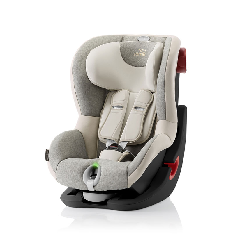 SILLA DE AUTO KING II LS BLACK SERIES HIGHLINE BRITAX RÖMER