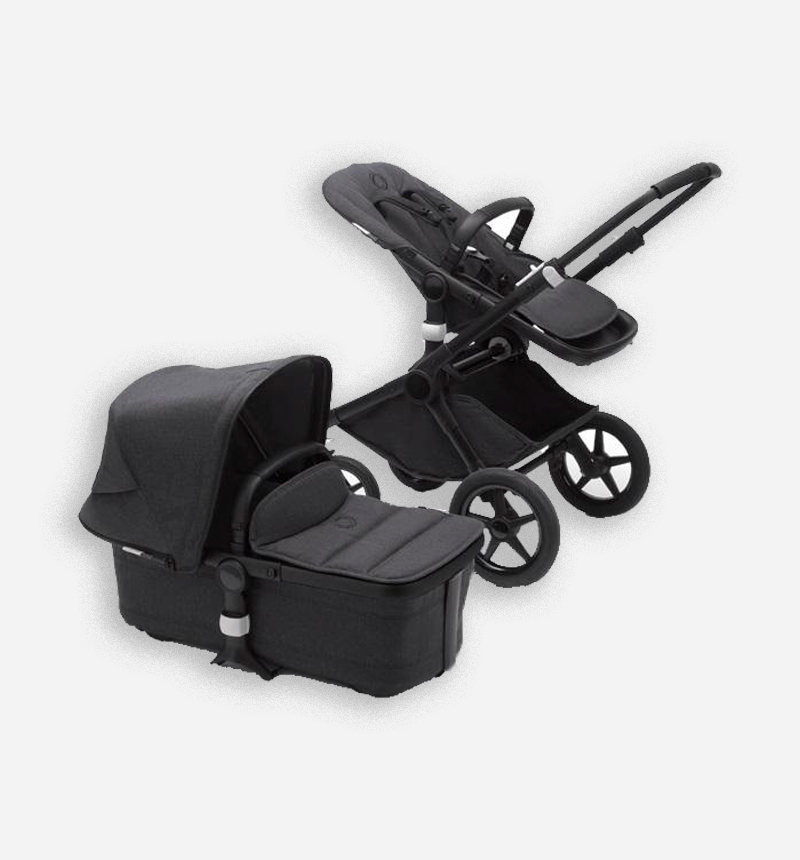 NUEVO BUGABOO FOX2 MINERAL COLLECTION
