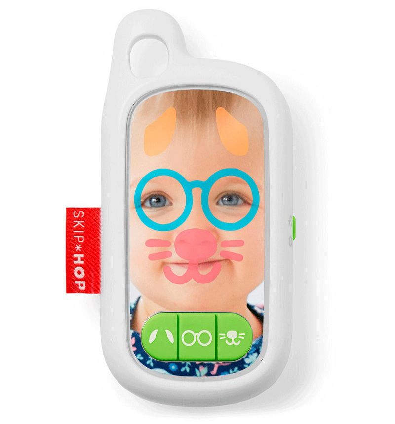 SELFIE TELEPHONE TOY by Nikidom