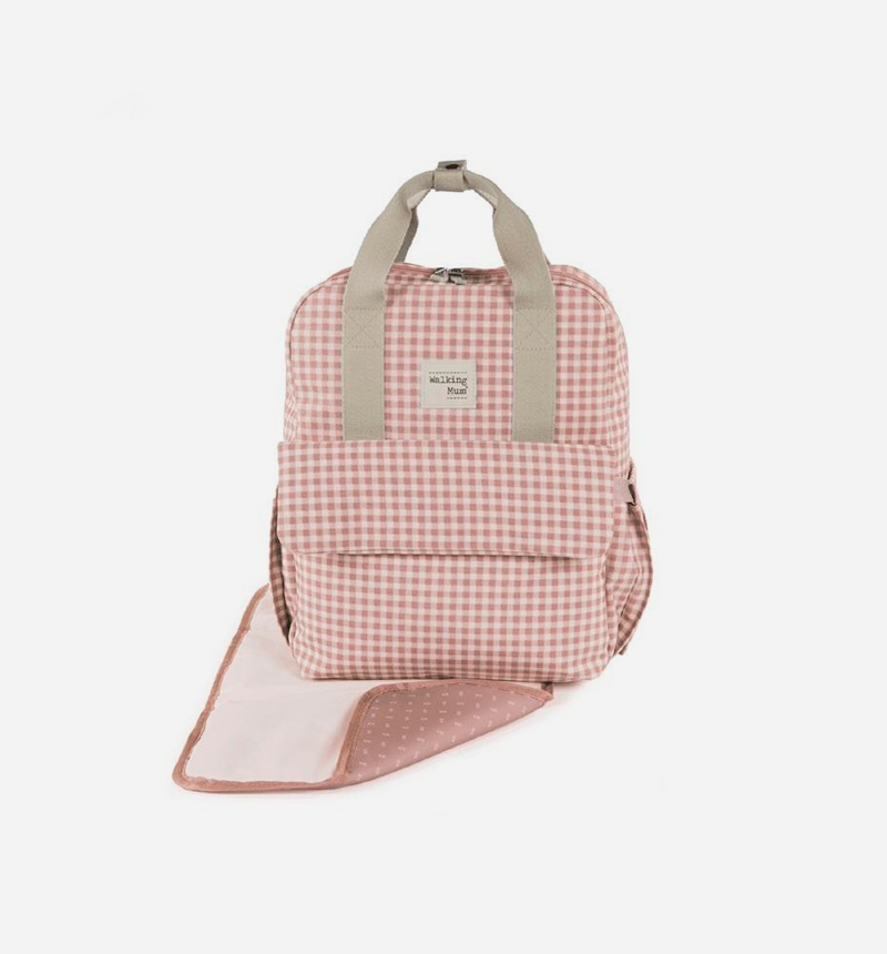 I LOVE VICHY BACKPACK by Walking Mum