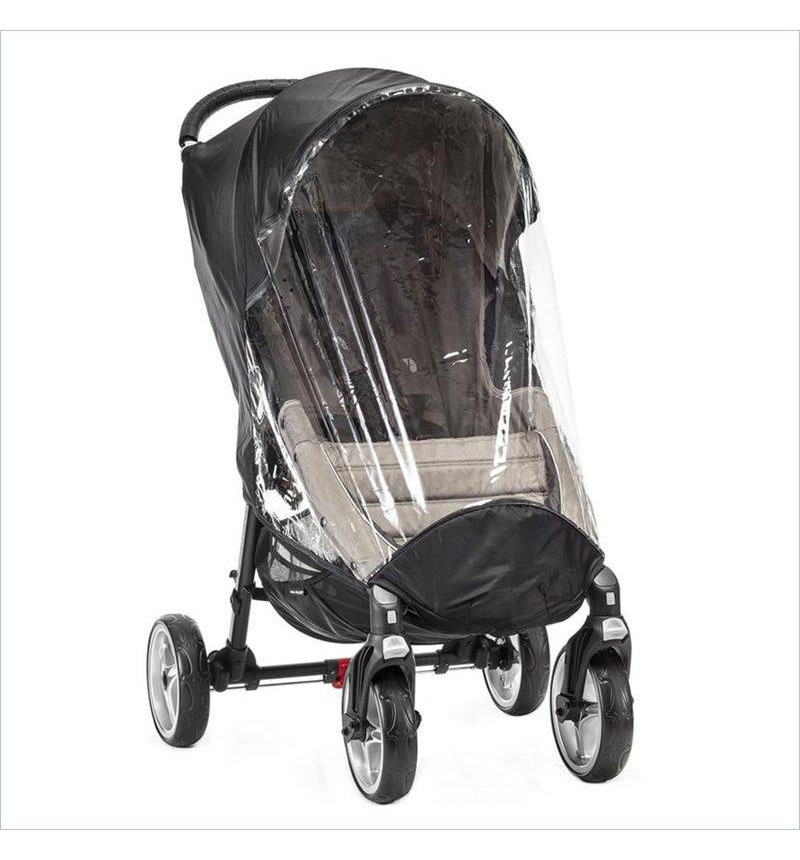 PLÁSTICO DE LLUVIA CITY MINI SINGLE & CITY MINI 4 WHEEL DE BABY JOGGER