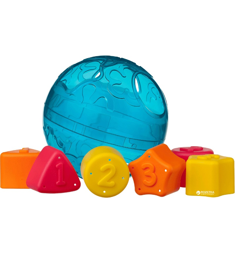 BALL WITH NESTABLES by PlayGro