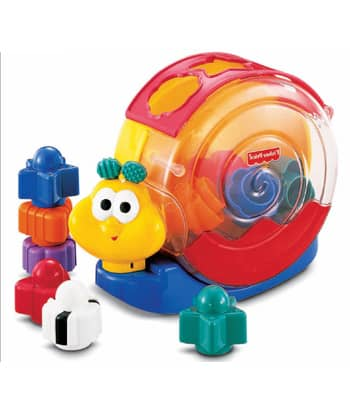 ESCARGOT BLOCS ET MUSIQUE Fisher Price