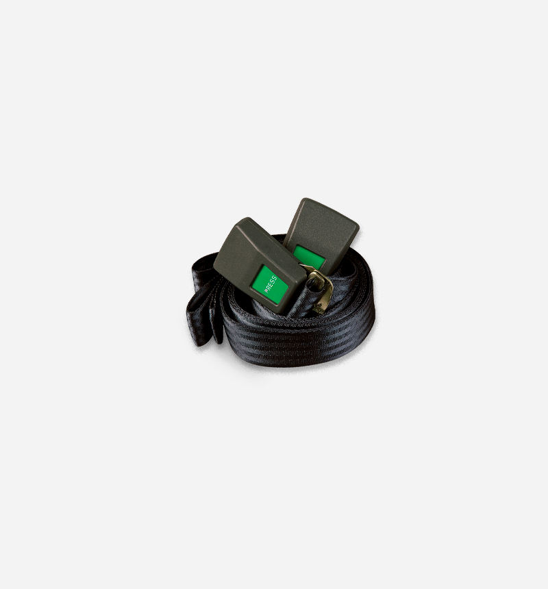 FRONT ANCHOR BELTS from BeSafe