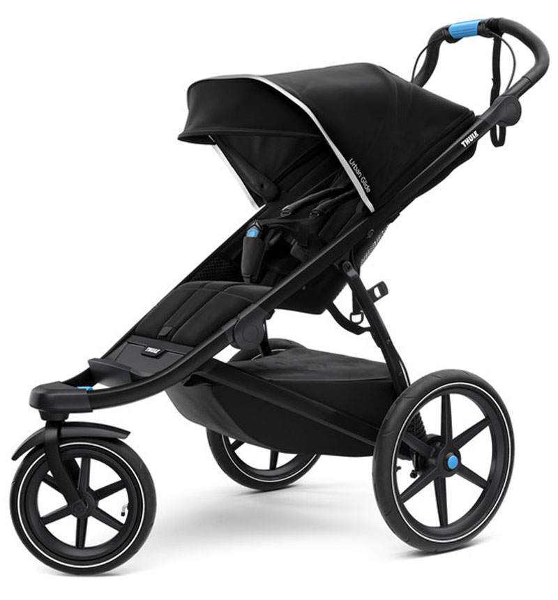 RUNNER THULE URBAN GLIDE 2 BLACK