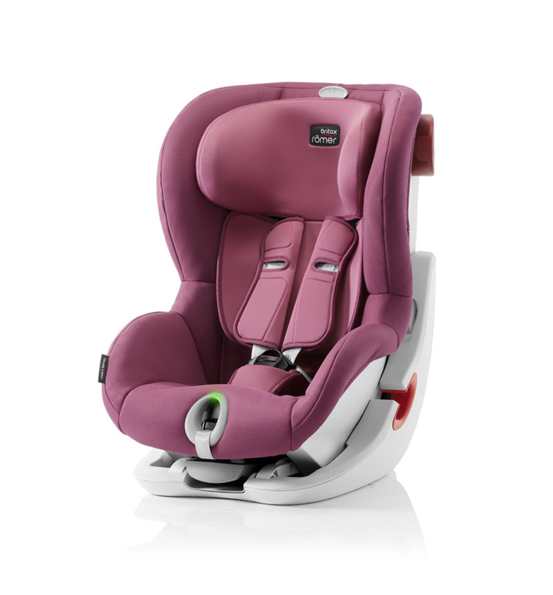 BRITAX RÖMER KING II LS CAR SEAT