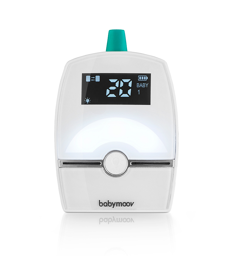 ADDITIONAL TRANSMITTER PREMIUM CARE BABY MONITOR by Babymoov