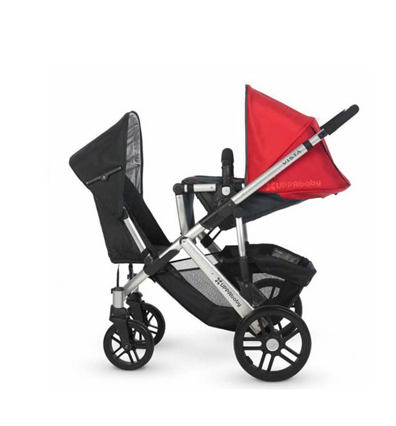 ASIENTO UPPABABY RUMBLESEAT  2012