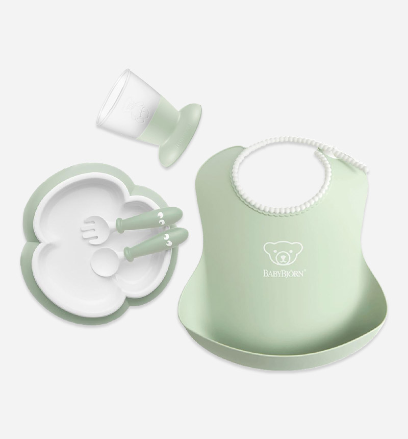 TABLEWARE WITH BABERO from BabyBjörn