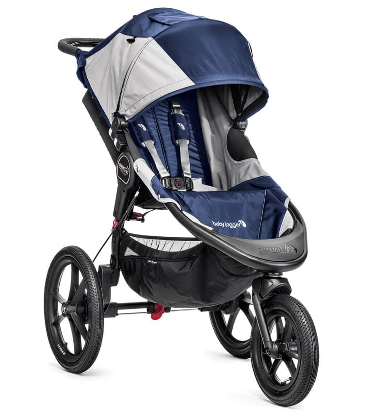 RUNNER SUMMIT X3 de Baby Jogger