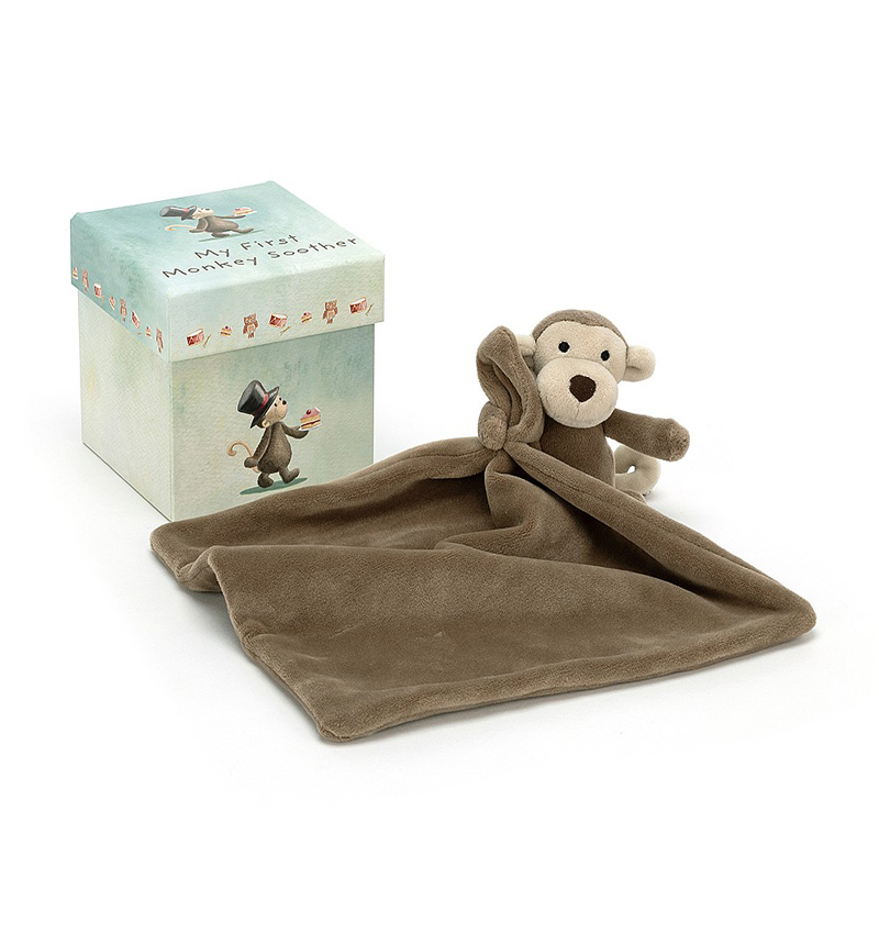 DOUDOU MONITO WITH Jellycat BOX