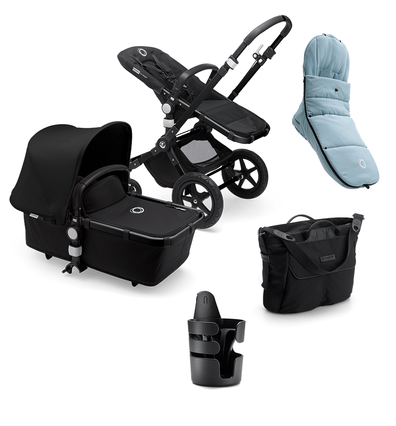 PACK HIVER BUGABOO CAMELEON 3 PLUS
