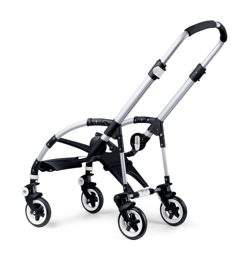 ALUMINUM CHASSIS BEE 3 from Bugaboo