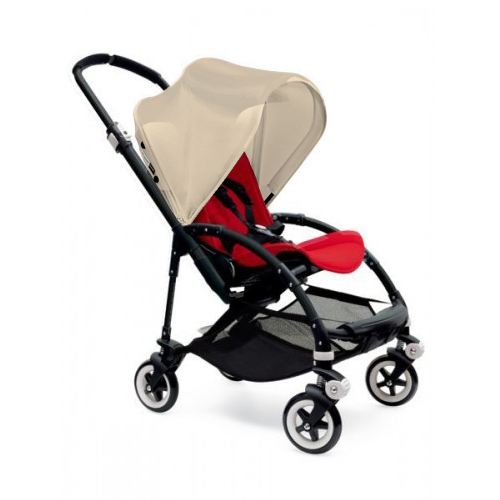 BEE3 WALK CHAIR CHAIR BLACK WITH CAP from Bugaboo