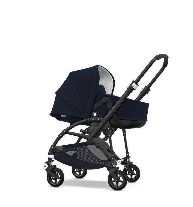 BUGABOO BEE5 CLASSIC COMPLETE BLACK COLLECTION