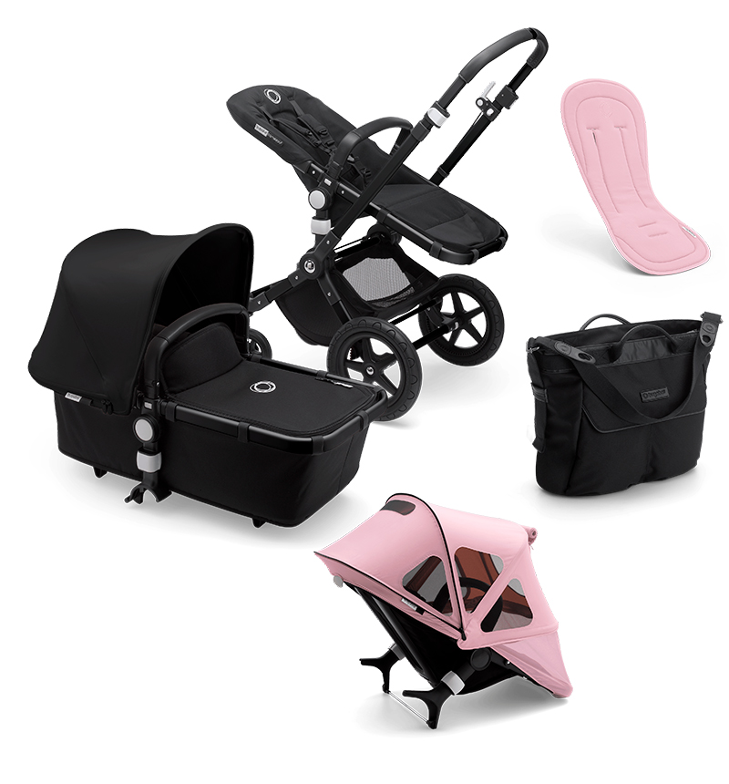 SUMMER PACK BUGABOO CAMELEON 3 PLUS