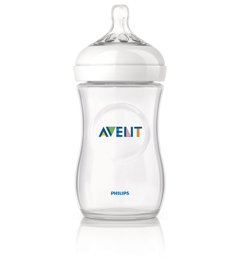 BIBERON NATURAL 260ML Avent