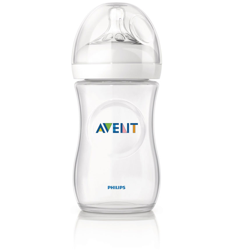BIBERON NATURAL 330ML Avent