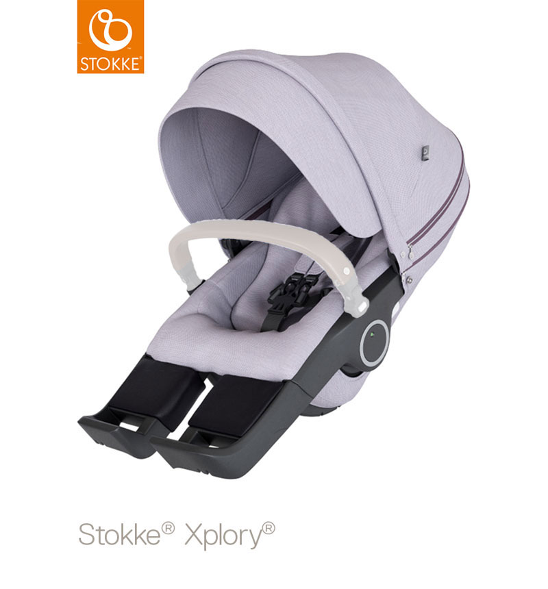 STROLLER BRUSHED SEAT by Stokke