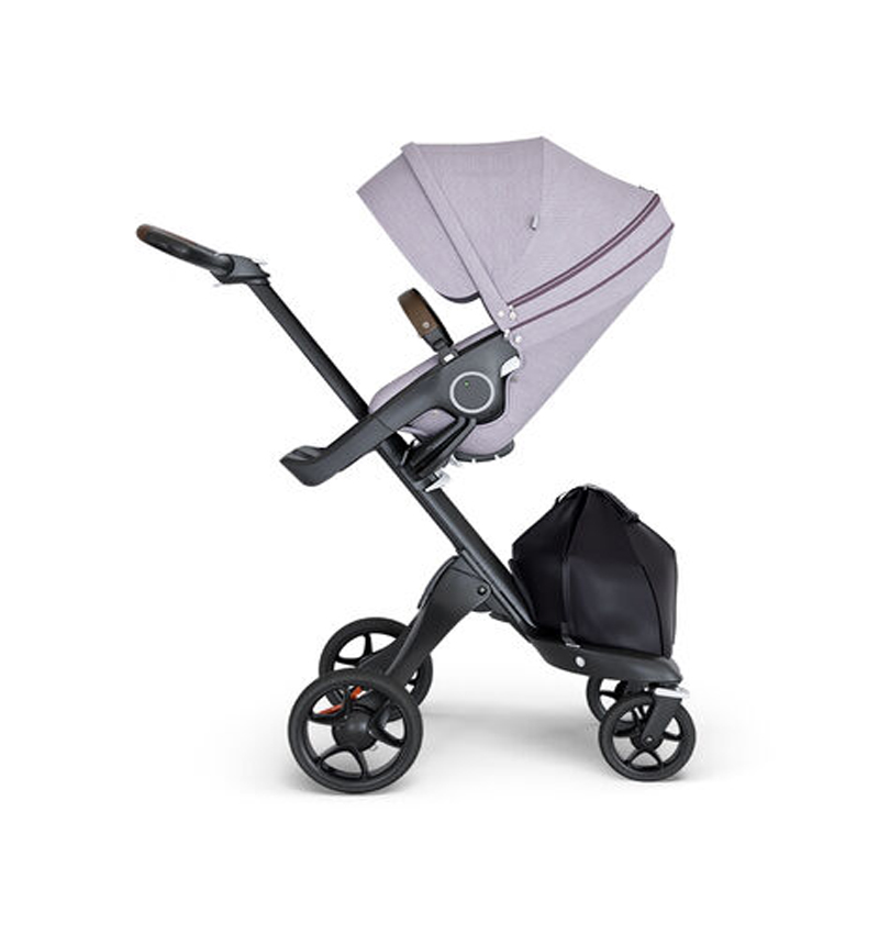 SILLA DE PASEO STOKKE XPLORY V6 +6M BRUSHED COLOR