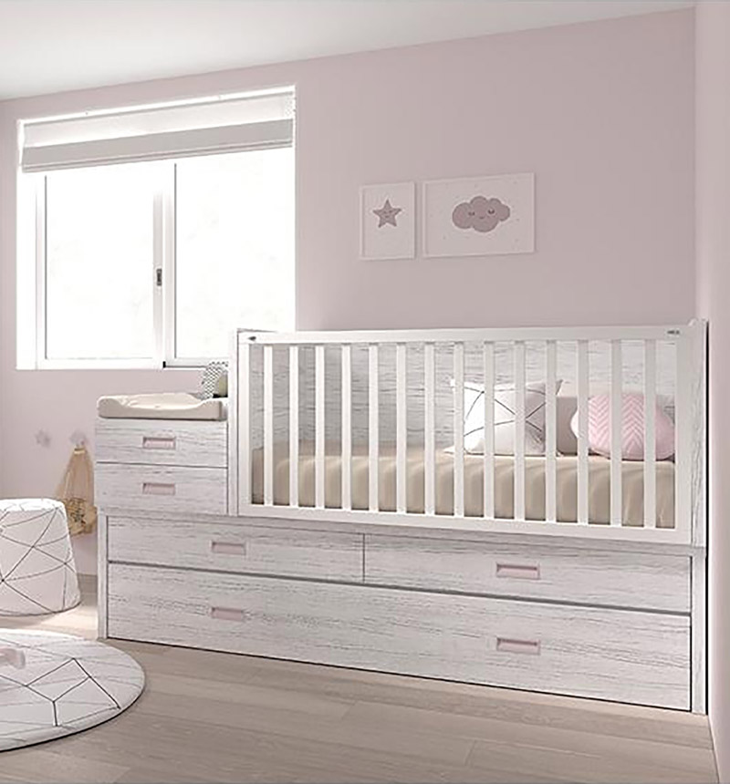 COT CONVERTIBLE COMPACT by Ros