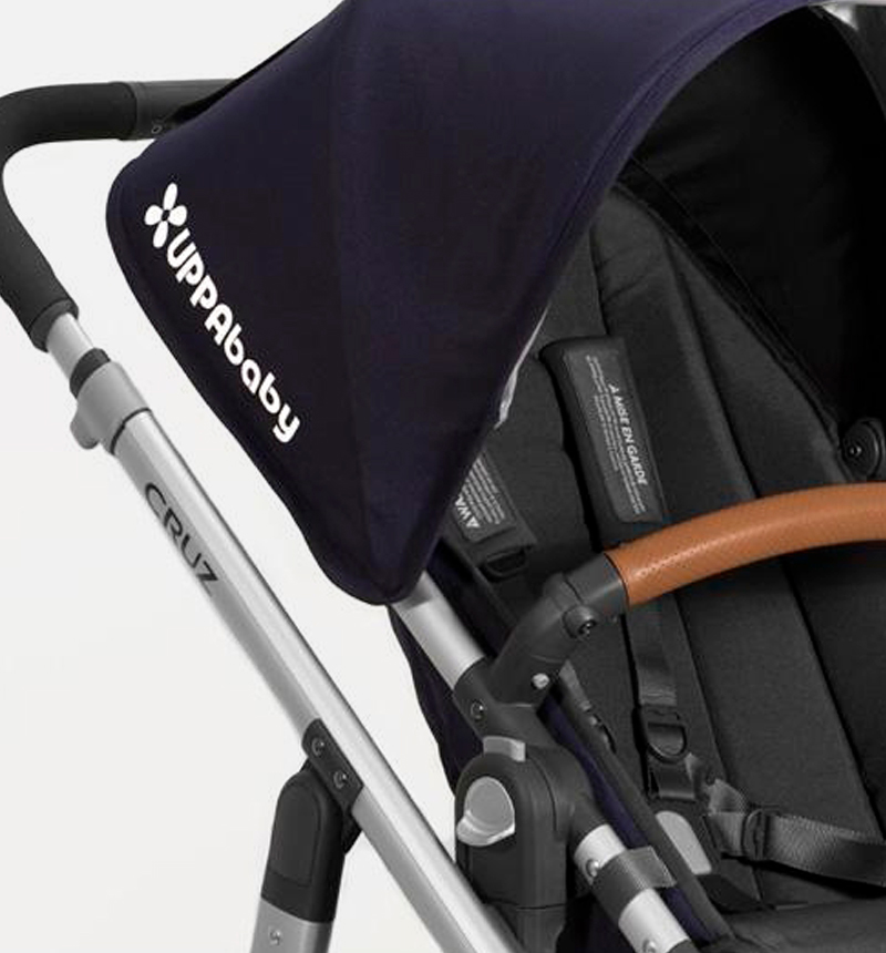 UPPABABY FRONT BAR LEATHER COVER VISTA / CROSS