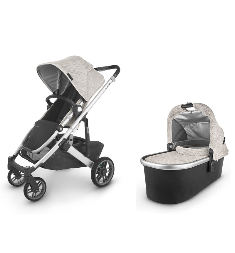 UPPABABY CRUZ V2 DUO SIERRA PROMOTION