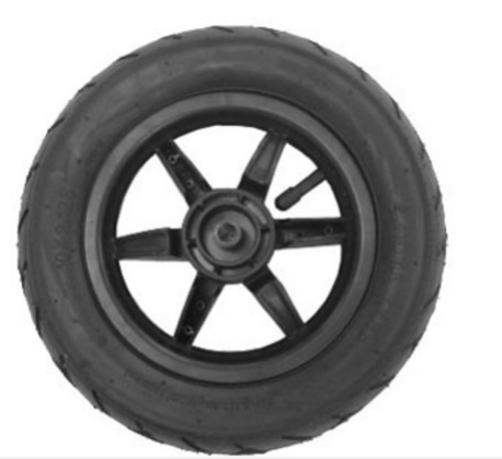 FRONT WHEEL 10 Mountain Buggy