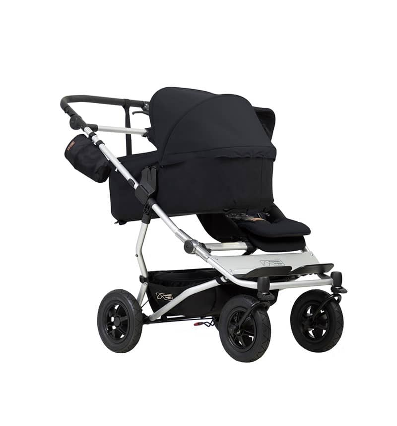 COCHECITO DUET 3.0 SIBLIGS Mountain Buggy