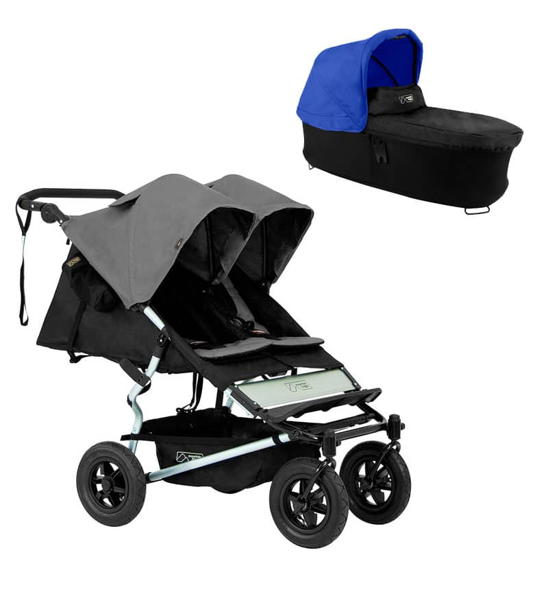 DUET 2.5 + CAPAZO Mountain Buggy