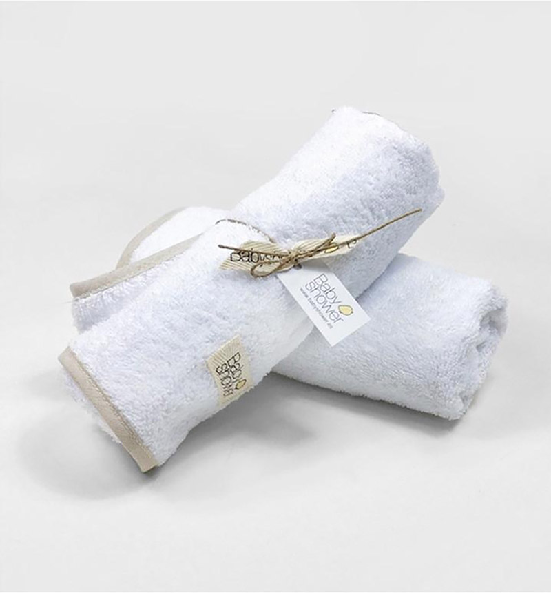 PACK 2 TOWELS FOR CHANGER Baby Shower