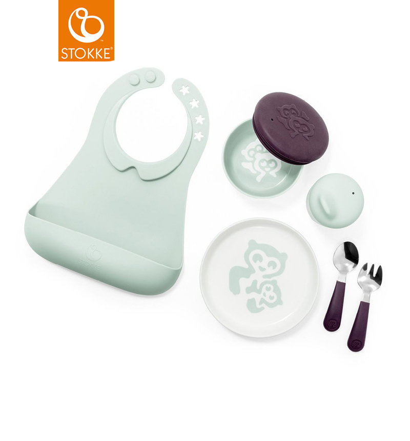 SET COMPLETO STOKKE MUNCH