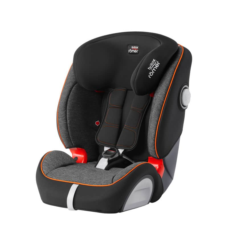 CAR SEAT EVOLVA 1-2-3 SL SICT Highline BRITAX RÖMER