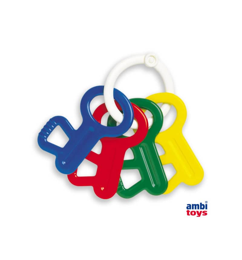 FIRST KEYS de Amby Toys