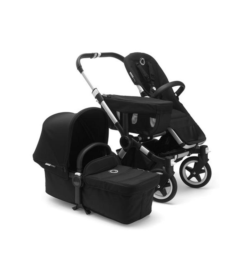 BLACK COLOR BASE CASES FOR DONKEY 2 (BOX 2) from Bugaboo