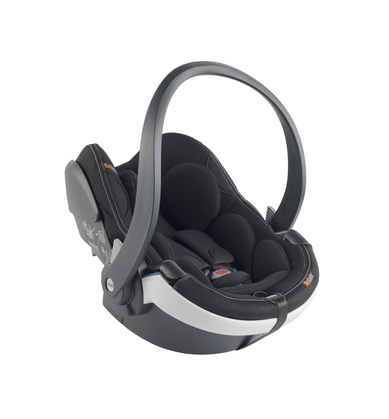 CAR SEAT iZi GO MODULAR X1 i-Size CAR INTERIOR