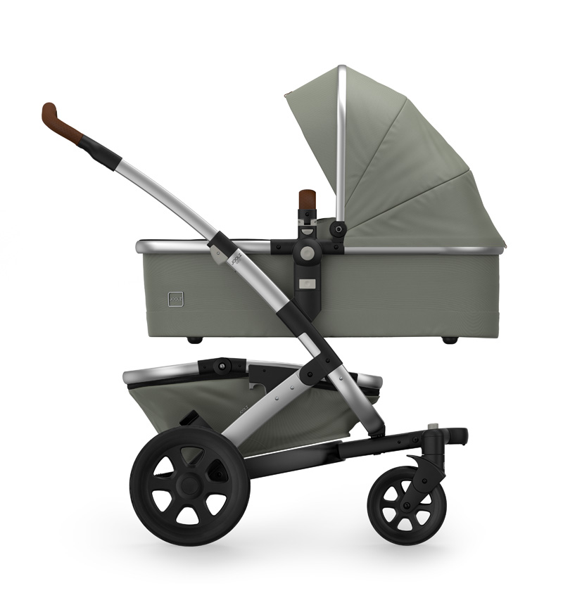 GEO2 STROLLER CHAIR MONO DARING GRAY by Joolz