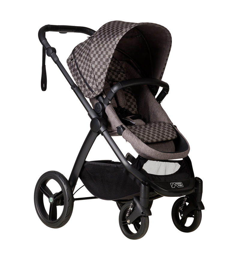 SILLA DE PASEO COSMOPOLITAN LUXURY de Mountain Buggy