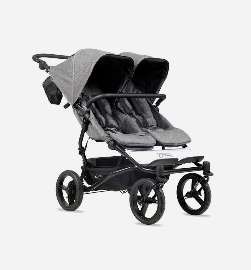POUSSETTE DUET LUXURY COLLECTION de Mountain Buggy