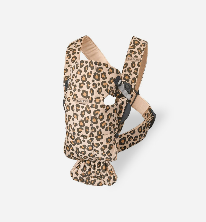 MINI BABY BJÖRN BABY CARRIER BACKPACK ANIMAL PRINT COLLECTION