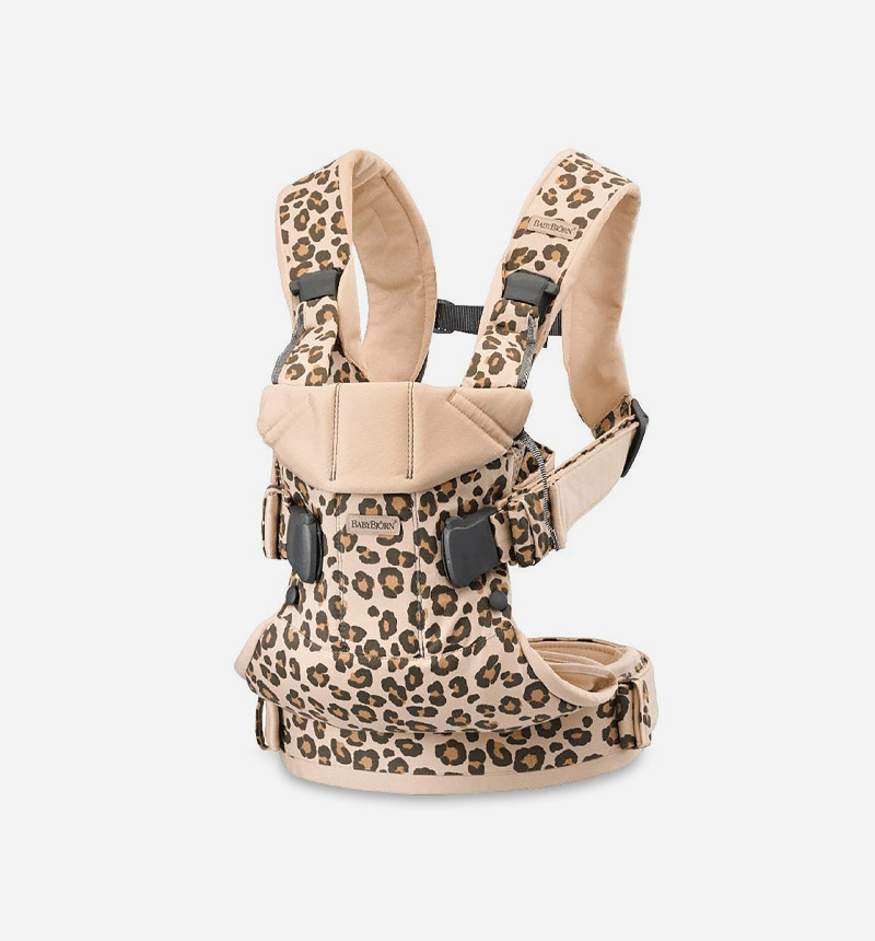 ONE BABY BJÖRN BABY CARRIER BACKPACK ANIMAL PRINT COLLECTION
