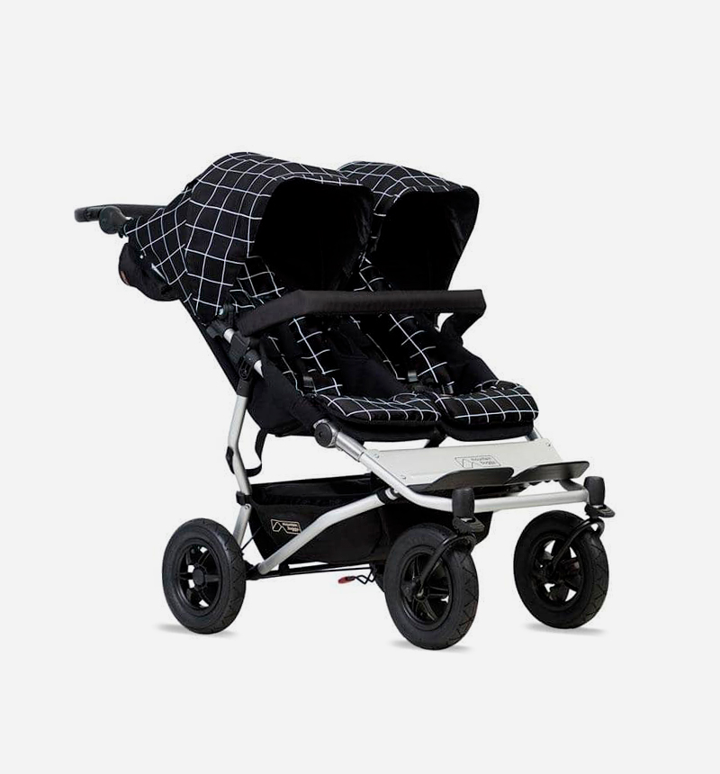 COCHECITO DUET 3.0 TWINS SILLA Mountain Buggy