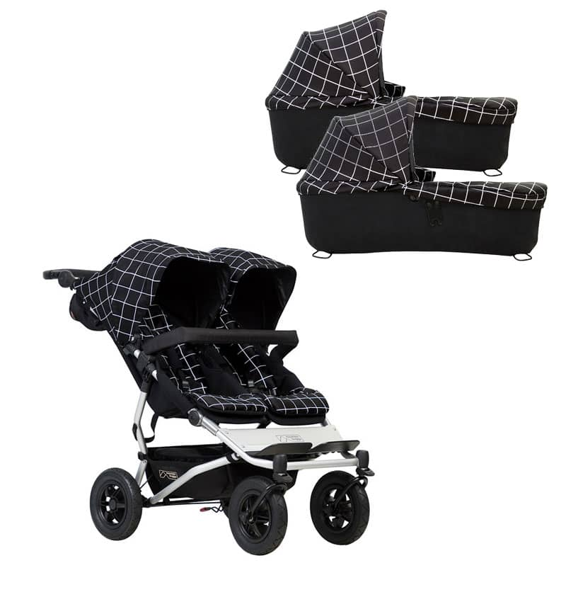 COACH DUET 3.0 TWINS BOOTS Mountain Buggy