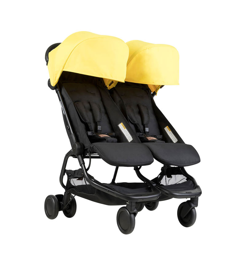 COCHECITO NANO DUO de Mountain Buggy