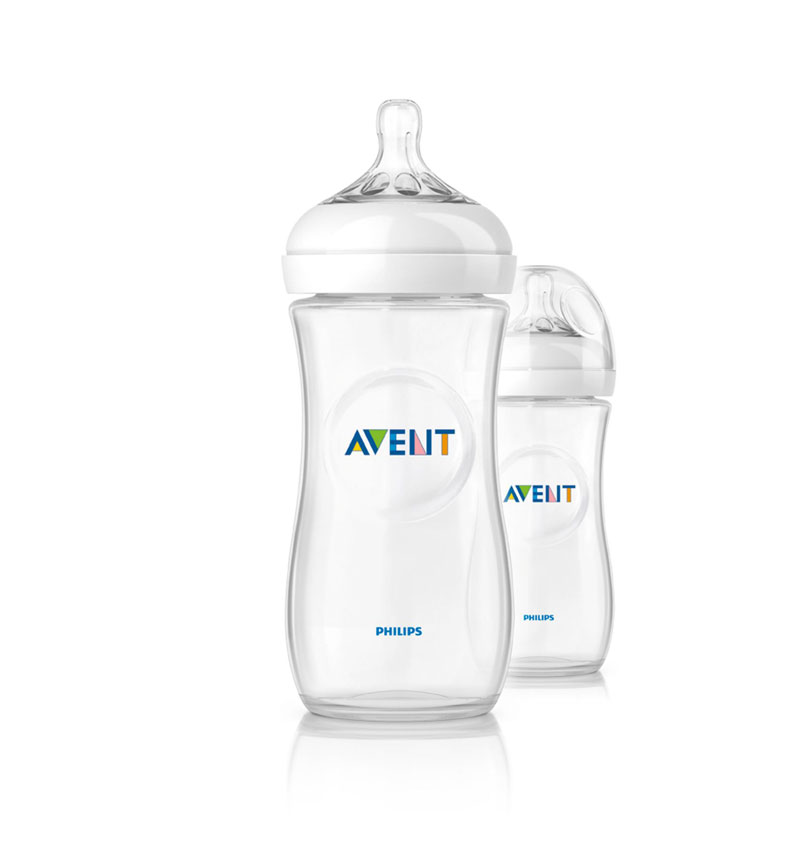 PACK 2 BIBERONES 330ML Avent
