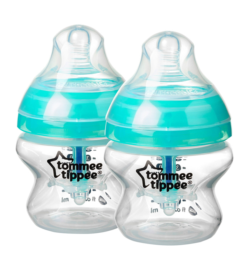 PACK 2 BOUTEILLES 150ML Tommee Tippee